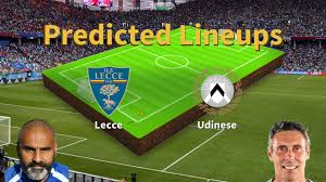Predicted Lineups and Player Updates for Lecce vs Udinese 06 ...