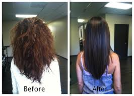 Hair Style Before And After the best options for straightening thick curly hair women hairstyles 1045 by wearticles.com