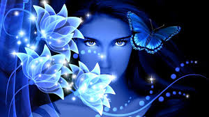 desktop wallpaper butterfly. Brilliant Desktop Blue Butterfly On White Stones Desktop Background Wallpapers Hd Throughout Desktop Wallpaper Butterfly L