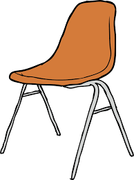 chair clipart. Plain Clipart Clipart  Modern Chair 34 Angle Graphic Black And White Library On I