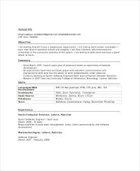 Software Engineer Cover Letter Example It Professional Bunch Ideas