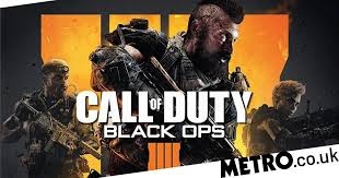 Call Of Duty Black Ops Charts Black Ops 4 Defends Uk No 1 For Second Week Games Charts