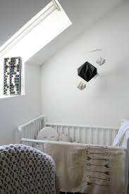 sylvie liv diy geometric paper diamond modern baby mobile tutorial