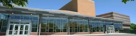 Kent State Performing Arts Center Minimalist Interior Design