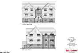 redrow homes submit detailed plans to
