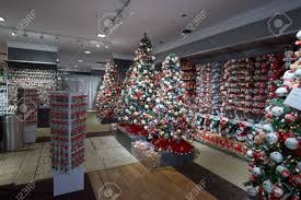 Macy S Christmas Tree Lighting 2016 Macys Department Store Interior Christmas Decorations Area