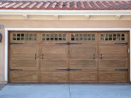 Garage Door Decorative Accessories Natural Wood Garage Doors Cost And Carriage Delightful Wooden 41