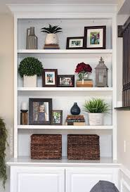 living room shelves room decor