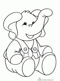 25 Het Beste Kleurplaat Baby Olifant Mandala Kleurplaat Voor Kinderen