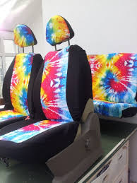 set of car seat covers front and rear