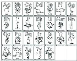 Coloring Sheets Alphabet Coloring Pages Printable Coloring Sheets