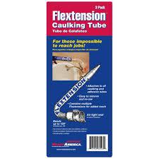 Tips For Caulking Trim Ready America Flextension Caulking Tube Tip 3 Pack Ft 88503