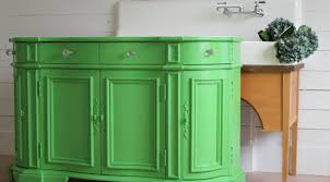 painted green furniture. I Used Annie Sloan Chalk Paint, ANTIBES GREEN, Lacquer And Clear Wax. Painted Green Furniture