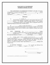 Bill Of Sale Contract Template Or Purchase Agreement For House ...