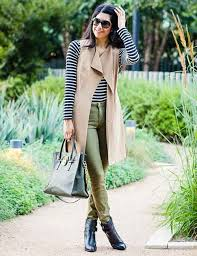 what to wear with olive green pants olive green jeans and camel trench