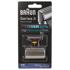 Купить <b>Сетка</b> и режущий блок <b>Braun 31S</b> (<b>Series 3</b>) в каталоге с ...