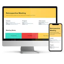 Free Agenda Templates For Meetings Stunning Meeting Agenda Template And Examples Xtensio