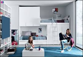 really cool loft bedrooms. Kids Bunk With Pull Out Desk For Girl Beds Decofurnish Childrens. Really Cool Loft Bedrooms