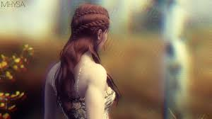 Skyrim Hair Style Mod ks hairdos renewal at skyrim nexus mods and munity 4709 by wearticles.com