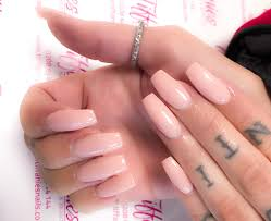 sns stands for signature nail systems it s a branded powder dipping system acpanied by a brush on gel based polish sns is healthier for your nails and