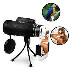 panda <b>40x60</b> hd <b>bak4 monocular</b> low light level night vision phone ...