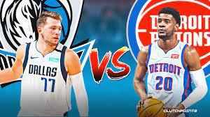 Mavericks vs. Pistons prediction, odds ...