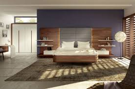 Modern Style Bedrooms Bedroom Modern Style Bedroom Set Floating Bed With White Led