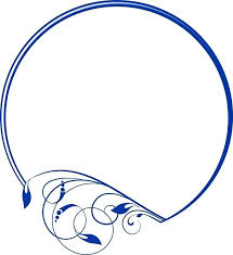 oval frame design. Vector Oval Frame Design