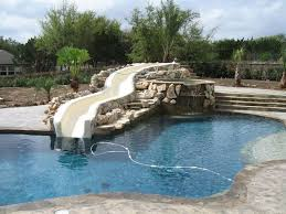 backyard pool with slides. Best Pool Designs And Ideas Images On Pinterest Swimming Backyard With Slides A