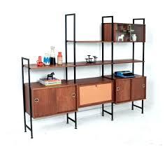 mid century wall unit with desk mid century wall unit vintage modular wall unit mid century mid century wall
