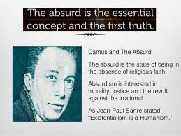 a defence of absurdism 3 ideas from camus essay