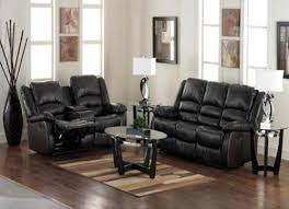 Aarons Furniture Bonded Leather Living Room Collection