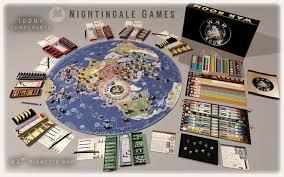 room room game. Larry Harris, Renowned Axis \u0026 Allies Designer, And Nightingale Games  Present WAR ROOM, Room Game