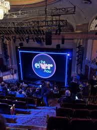 Neil Simon Theatre Section Mezzanine R