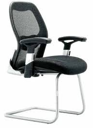 desk chair no casters armless office chair wheels