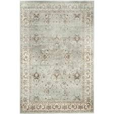 light blue oriental rug garden vintage oriental light blue ivory distressed silky viscose rug 5 safavieh