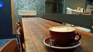 I love a coffee spot that combines a great blend with a great experience. Four Barrel Coffee The Adventures Of Elatlboy