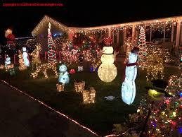 Arlington Christmas Lights 2018 Christmas Lights Holiday Display At 933 Arlington Ct