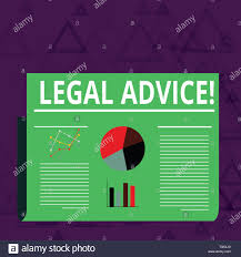 Handwriting Text Legal Advice Conceptual Photo Professional