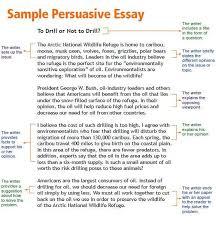 Persuasive Essay Music Industry