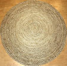 round sisal rugs. Round Jute Rug 8 Idea 4 Sisal Rugs With Inspirations Braided .
