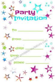 printable party invitations com printable party invitations