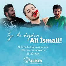 Sevenleri Ali İsmail Korkmaz'ı Anıyor! | ALİKEV | Al