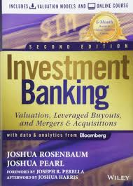 Investment Banking Valuation Models Online Course Amazon
