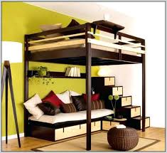 bunk bed with desk and futon ikea beds sofa brown room decors design bunk bed with desk
