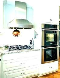 double door wall oven inch gas reviews microwave combo catchy ovens french single monogram 30 built