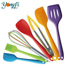 Names Of Kitchen Equipments Colorful Kitchen Utensils Set Buy