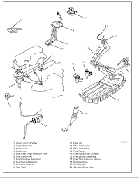 2001 kia sportage wiring diagram fuel system 4cy automatic 4x4 graphic