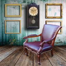 antique english gainsborough style library chair chairish