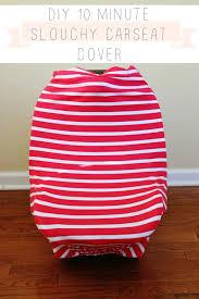slouchy cover milk snob diy 10 diy car seat cover pattern